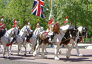 Horse-Guards, MacLean Business English