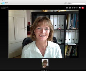 Skype-Kurs Christine MacLean Business English